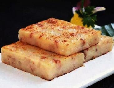 潮汕地区名小吃:外酥内嫩的菜头粿的做法