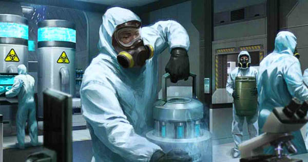 美国在(接近)世界各地的位置上设置了200多个生物实验室